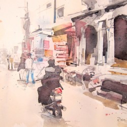 Rajasthan Market<br>12 x 8 - $290
