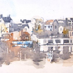 View from Ooosterdok<br>17 x 6 - $290