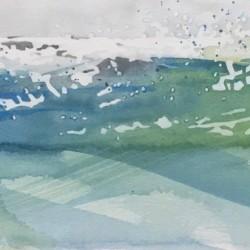 La Gomera Surf<br>17 x 6 – Sold