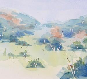Sardinian Hillside