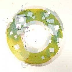 La Gomera Circle 3<br/>7 x 7 - $175