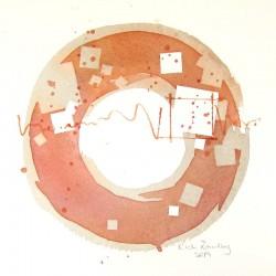 La Gomera Circle 1<br>7 x 7 - $175