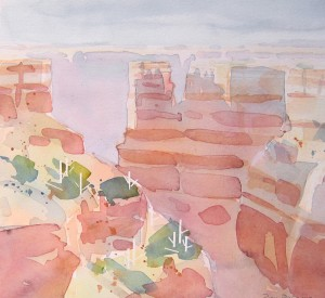 Canyon Near Sedona - Sold