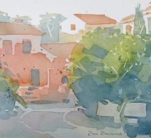Sardinian Lane Way