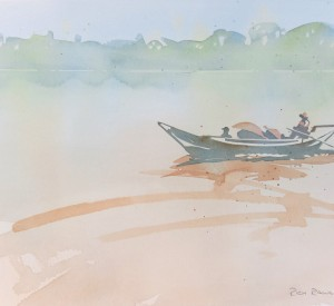 Yangon River Crossing - Sold